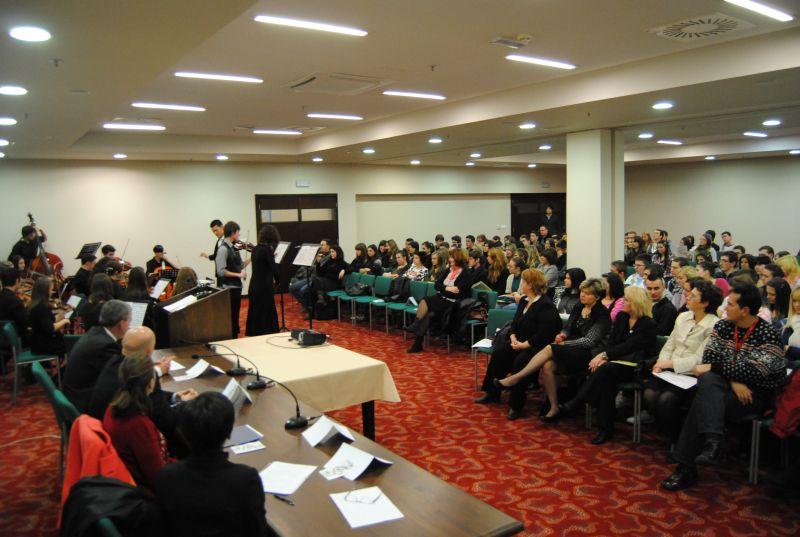 Peta konferencija Mladih snaga