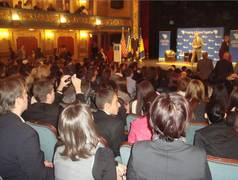 Posjeta državne tajnice SAD-a Hillary Clinton Sarajevu - Civitas predstavili lideri Mladih snaga